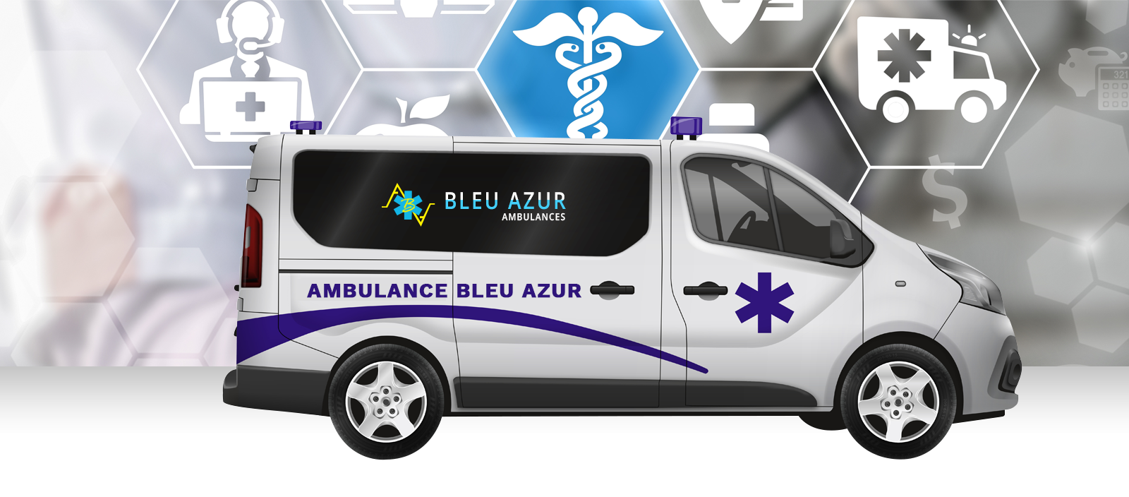 Ambulances Bleu Azur